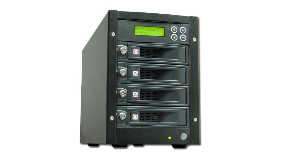 Festplatten Kopierer - ADR HD-Producer Festplatten Kopiertower mit 3 Targets