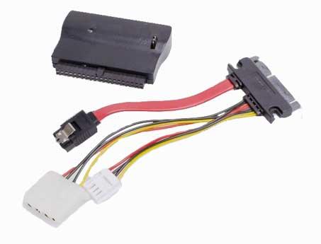 Adapter für IDE Festplatten - portable Series