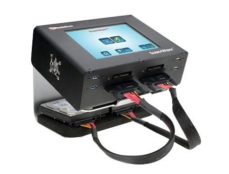 Mobile Kopierer / Portable Harddisk-Copystation